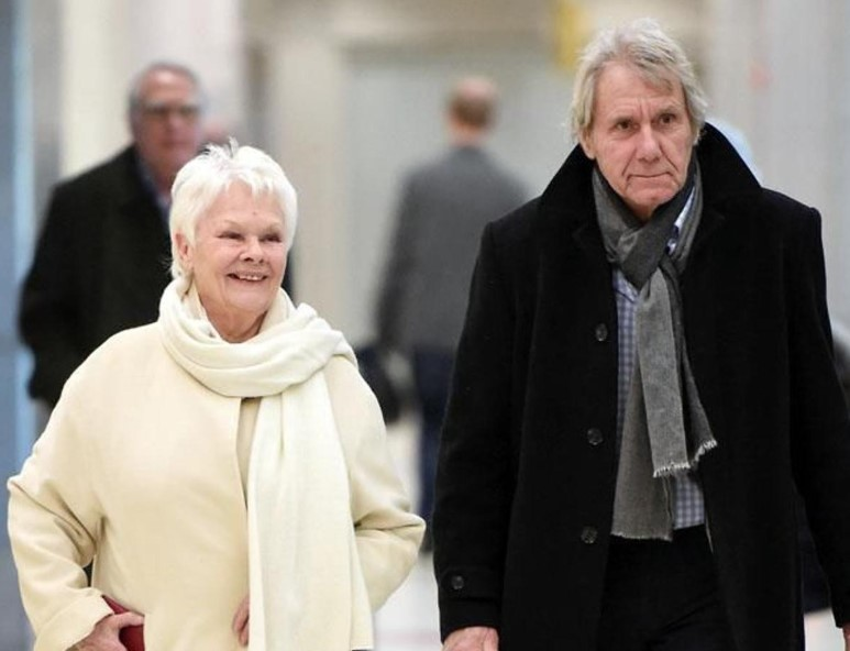 Judi Dench Dating