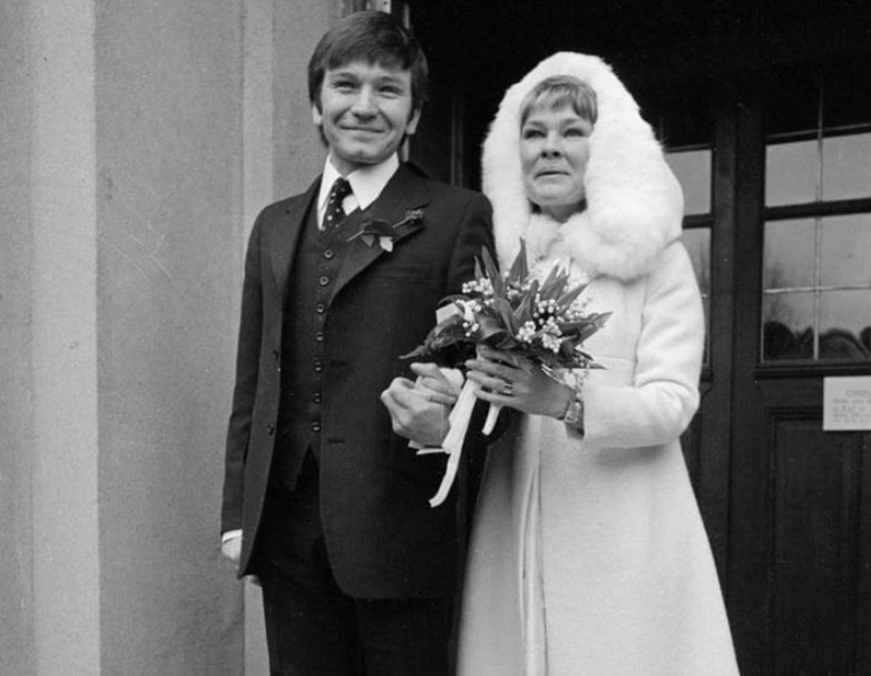 Judi Dench Married