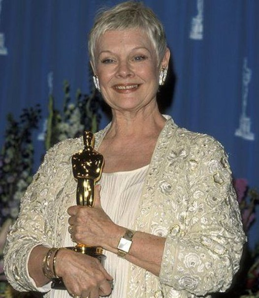 Judi Dench wards