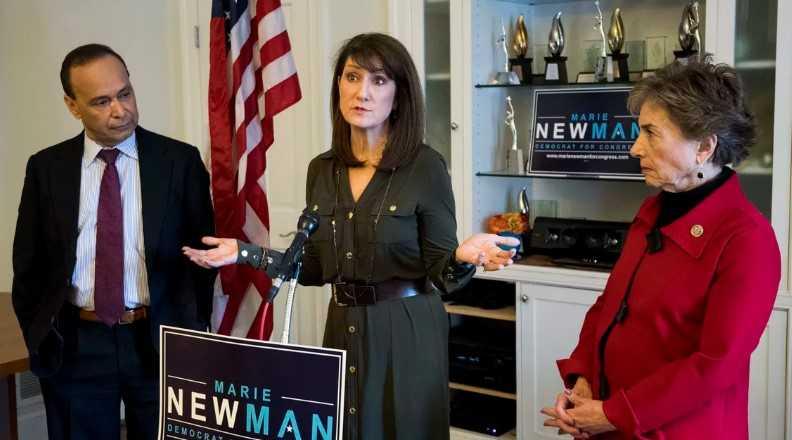 Marie Newman Politician