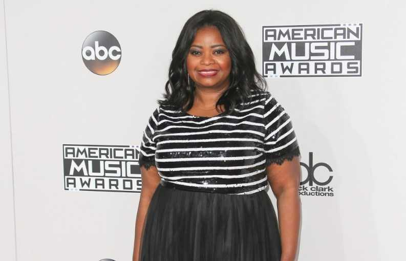 Octavia Spencer Actress