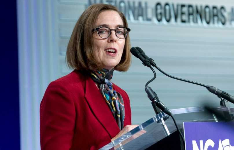 Kate Brown Politician