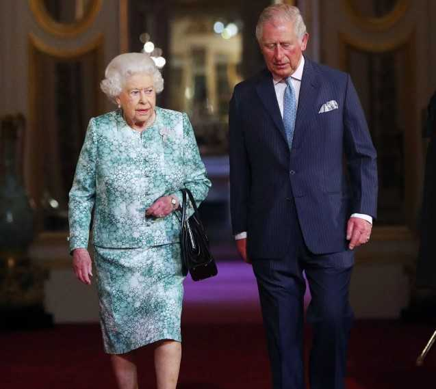 Prince Charles Mother