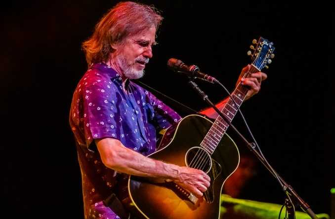 Jackson Browne Honor