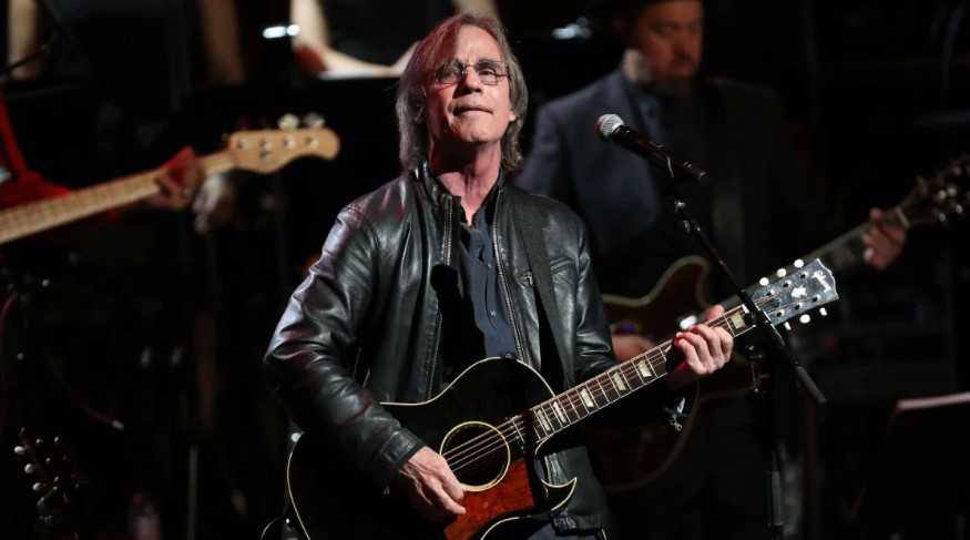 Jackson Browne News