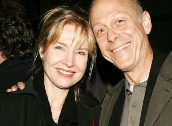 Mark Blum With His Wife, Janet Zarish