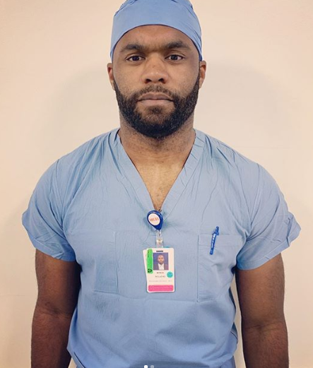 Myron Rolle, a famous neurosurgeon