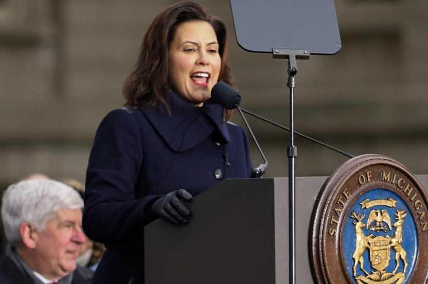 Gretchen Whitmer Politician
