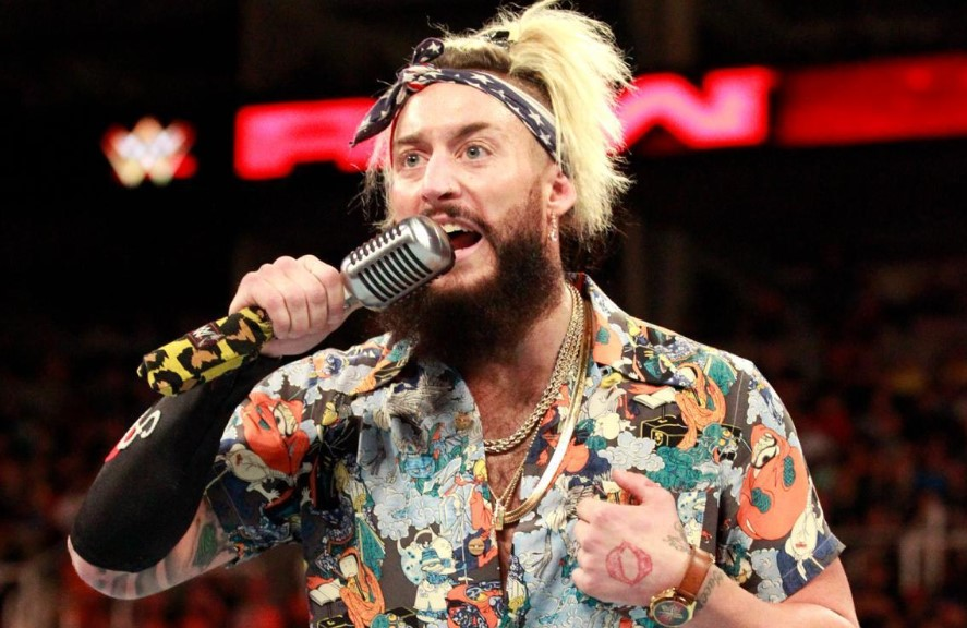 Enzo Amore Titles