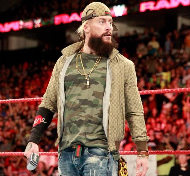 Enzo Amore Wrestler