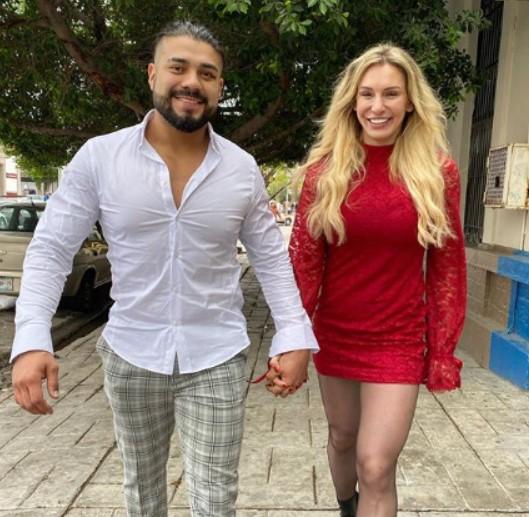 Charlotte Flair Husband