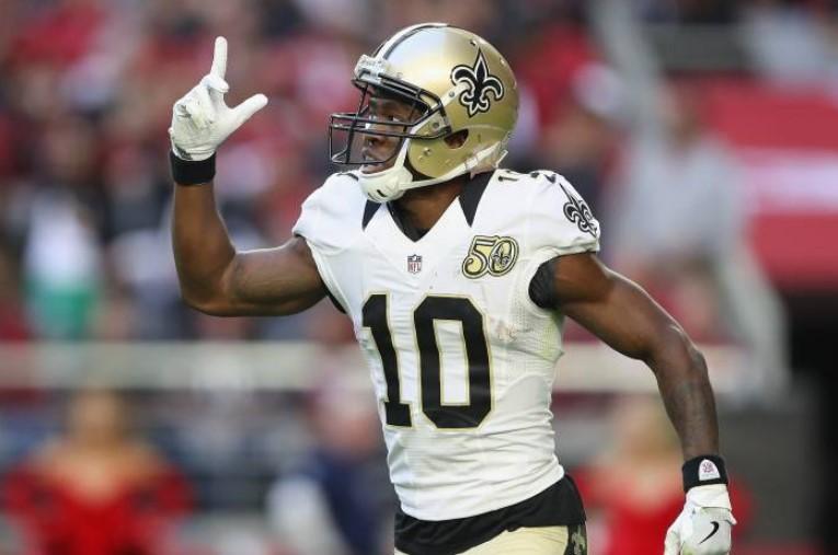 Brandin Cooks New Orleans Saints