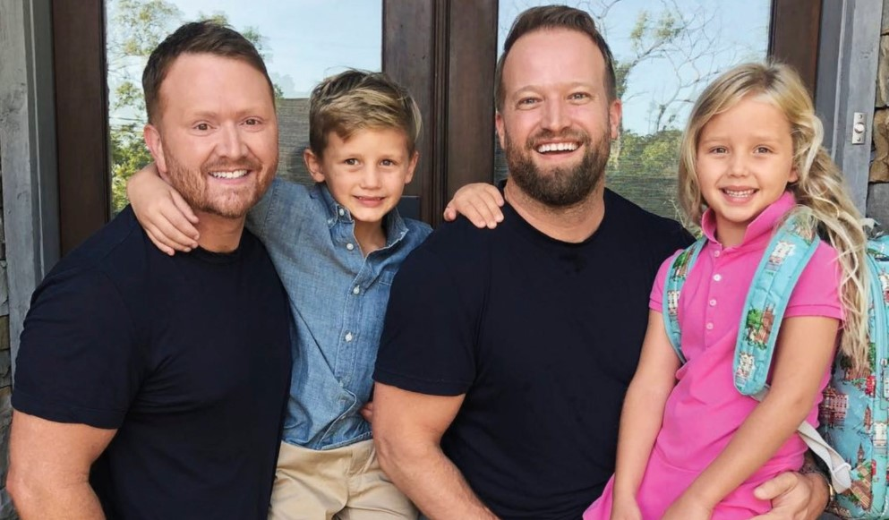 Shane McAnally Family