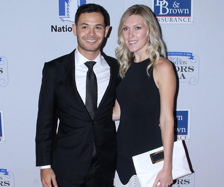 Kyle Larson Wife