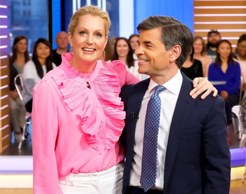 George Stephanopoulos Wife