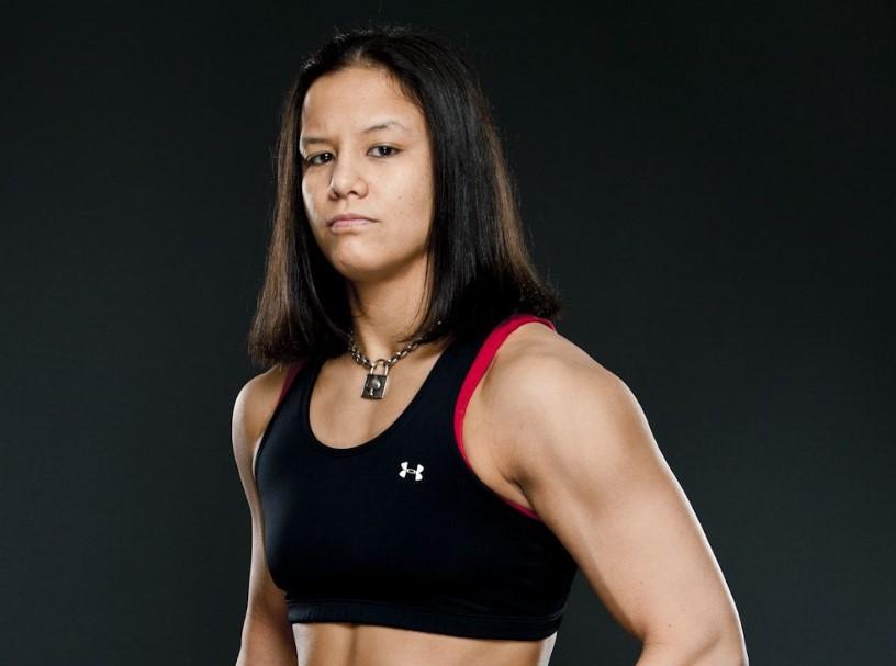 Shayna Baszler MMA