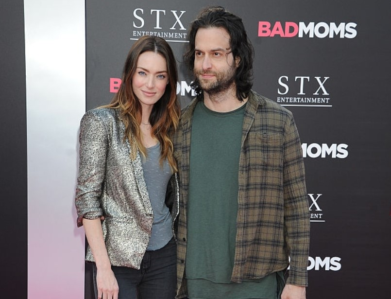 Chris D'Elia Wife
