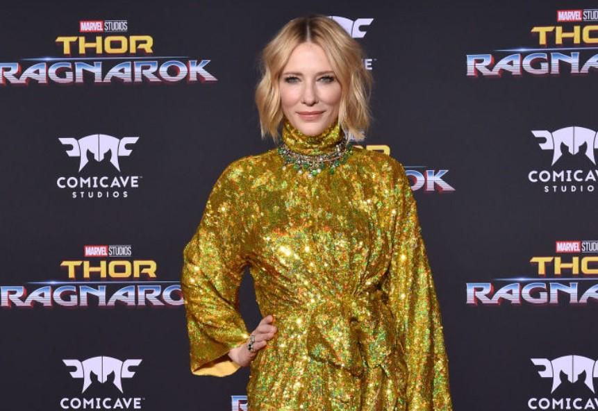 Cate Blanchett movies