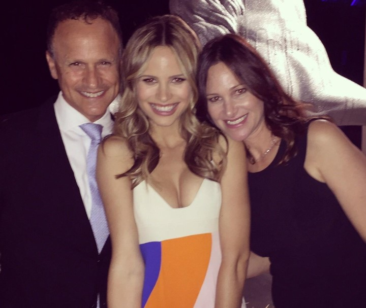 Halston Sage Parents