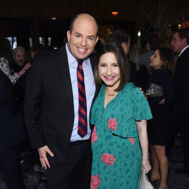 Brian Stelter wife