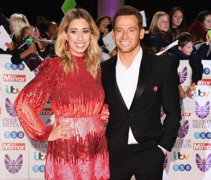 Stacey Solomon Married