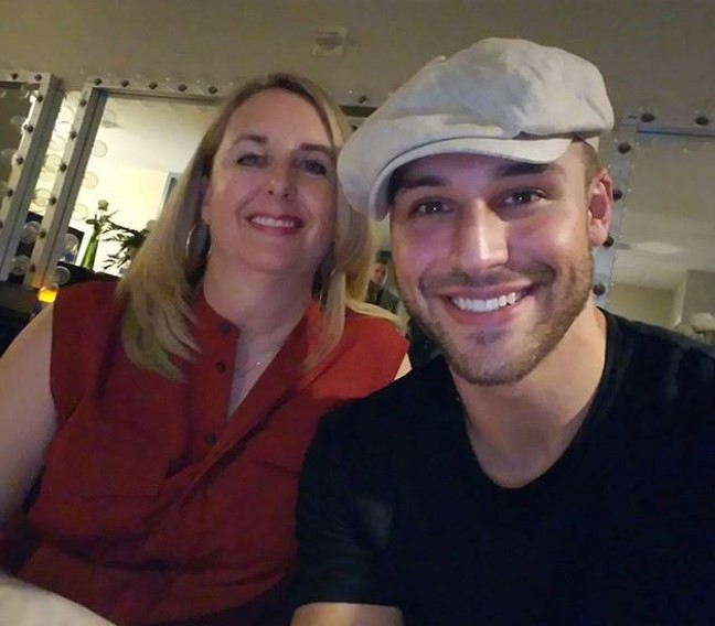 Ryan Guzman Parents