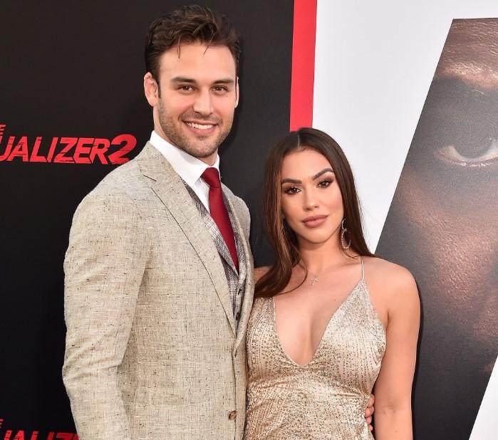 Ryan Guzman Wife