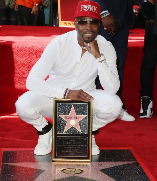 Teddy Riley Awards