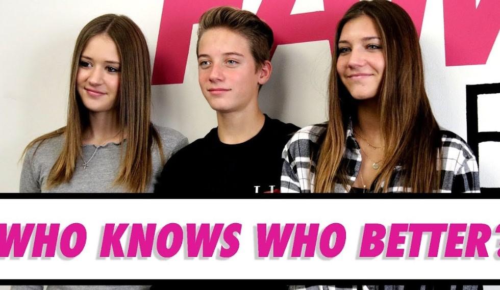 Mads Lewis Siblings
