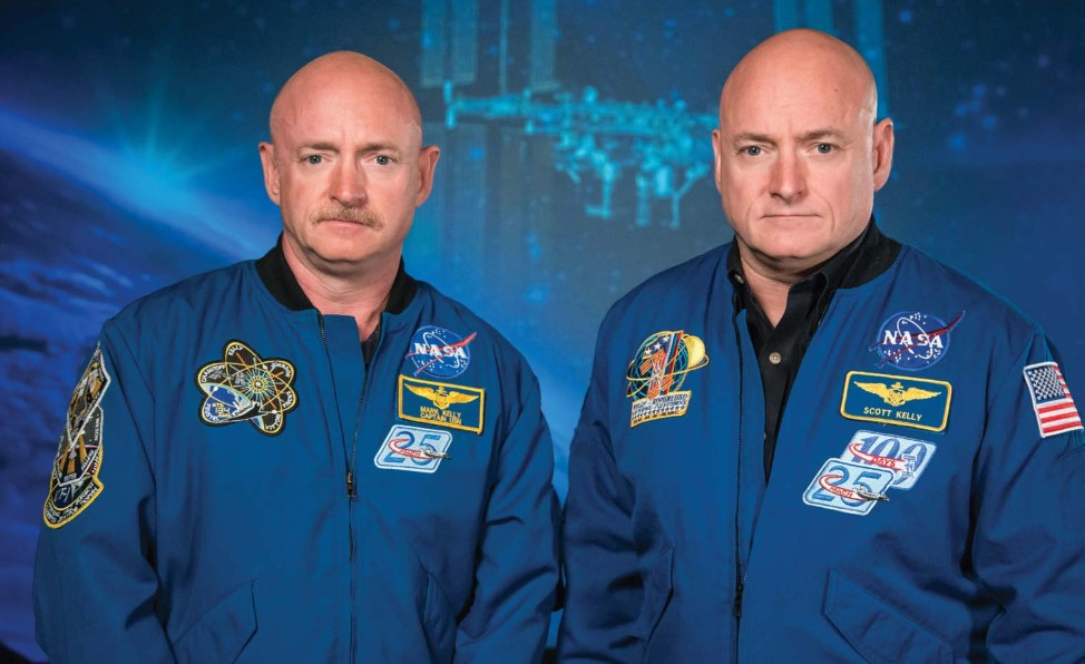 Scott Kelly Brother