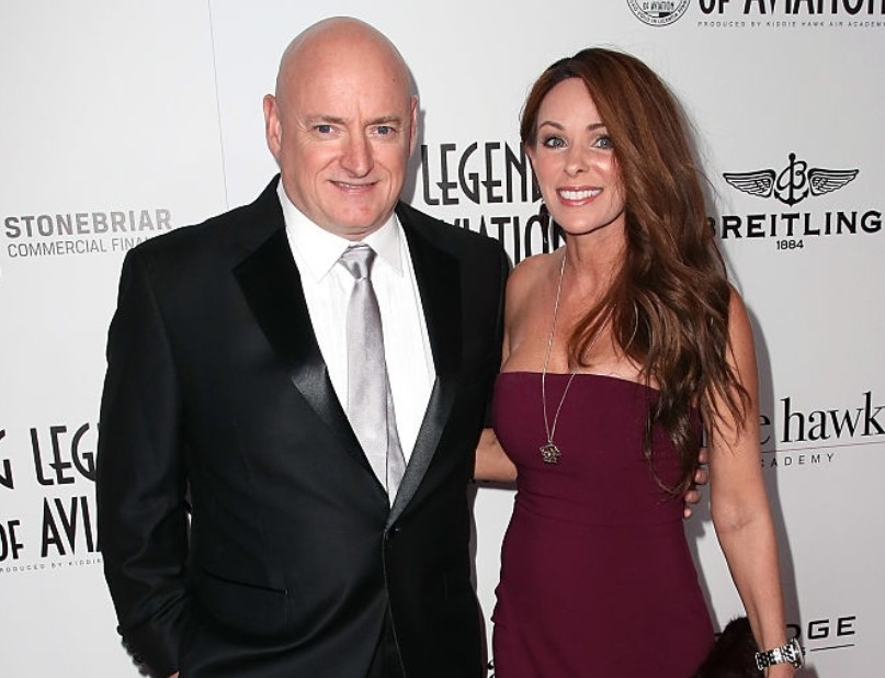 Scott Kelly Wife