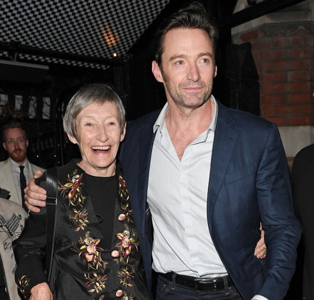 Hugh Jackman Parents