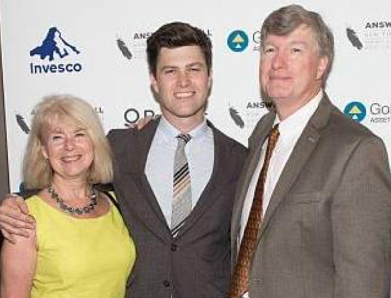 Colin Jost parents