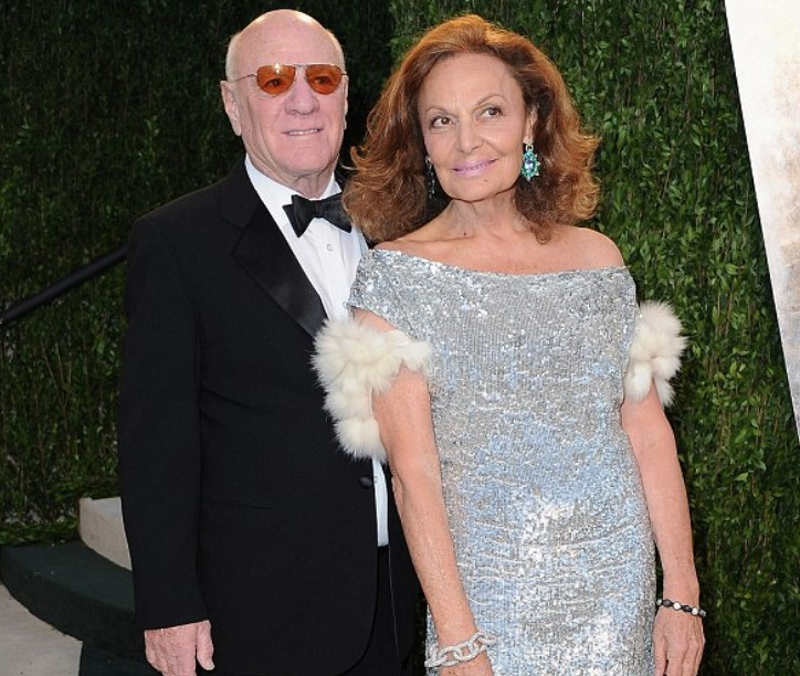 Barry Diller Wife