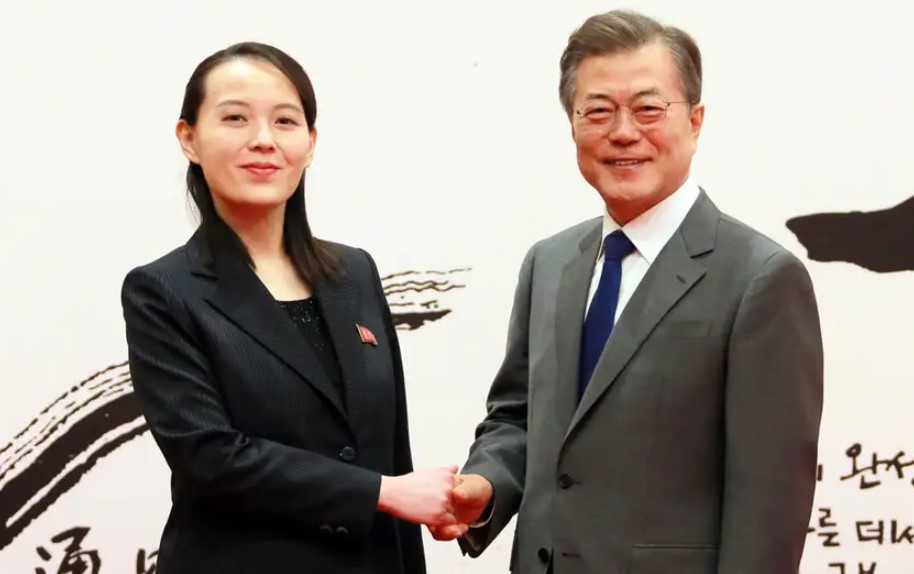Kim Yo-jong Facts