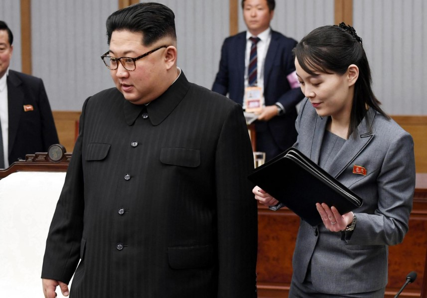 Kim Yo-jong Siblings
