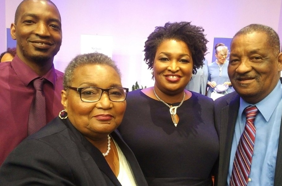 Stacey Abrams Parents