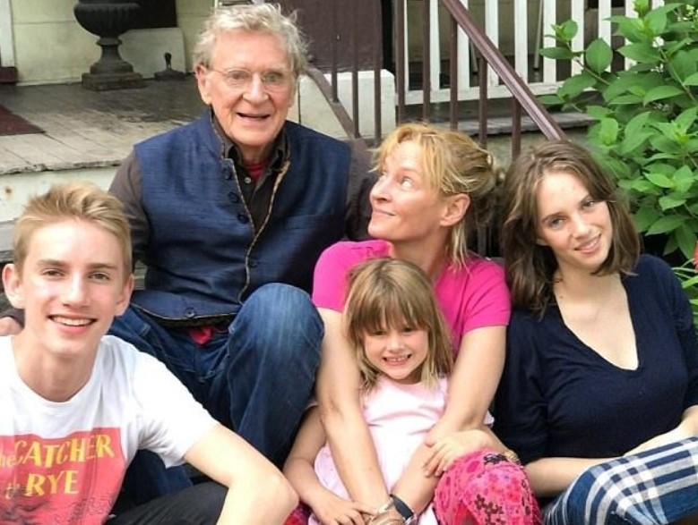 Uma Thurman family