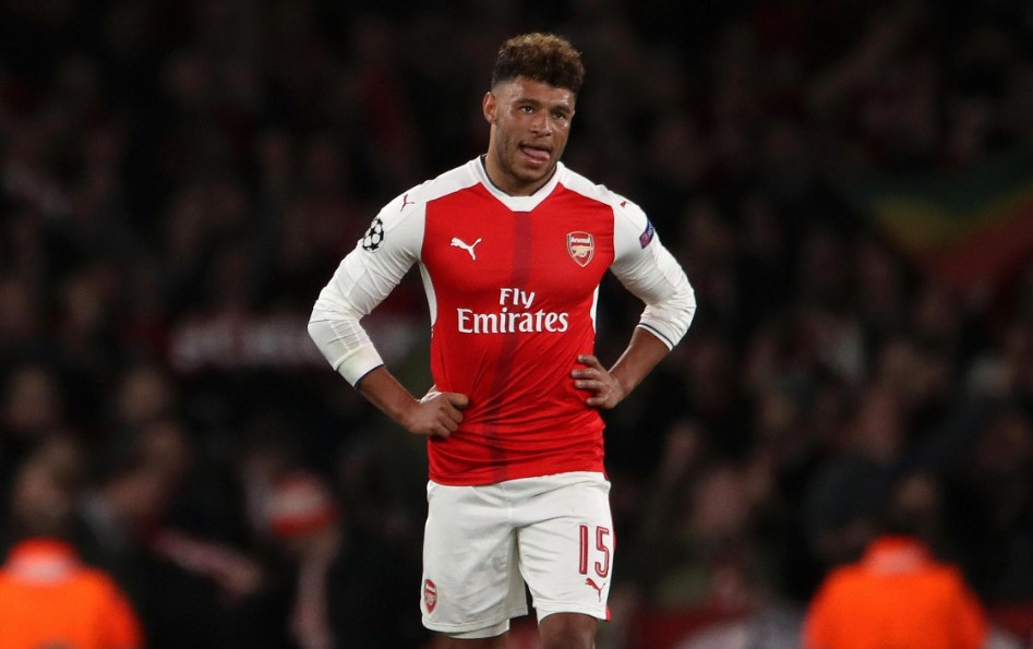 Alex Oxlade Chamberlain Current team