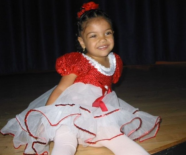 Laurie Hernandez Young