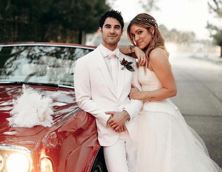 Mia Swier Married