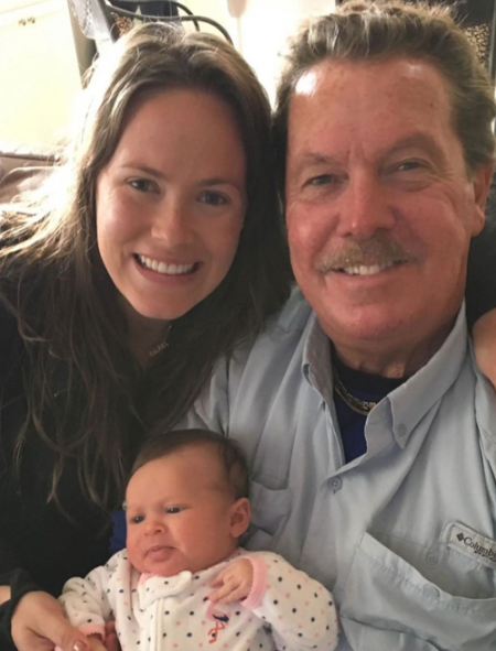 Kara Keough's father died