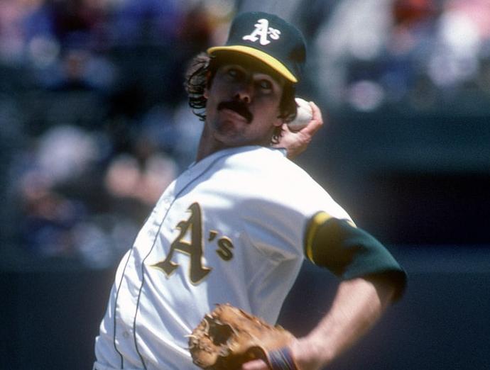 Matt Keought, a famous baseball pitcher died