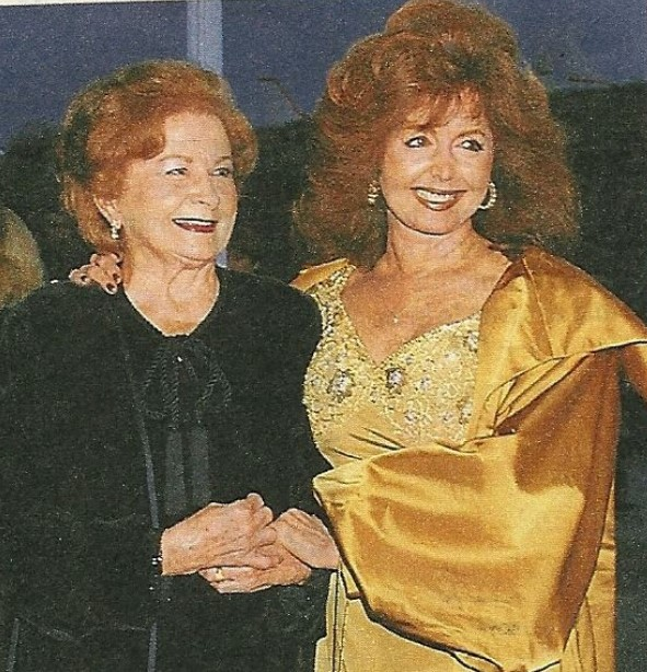 Suzanne Rogers mother
