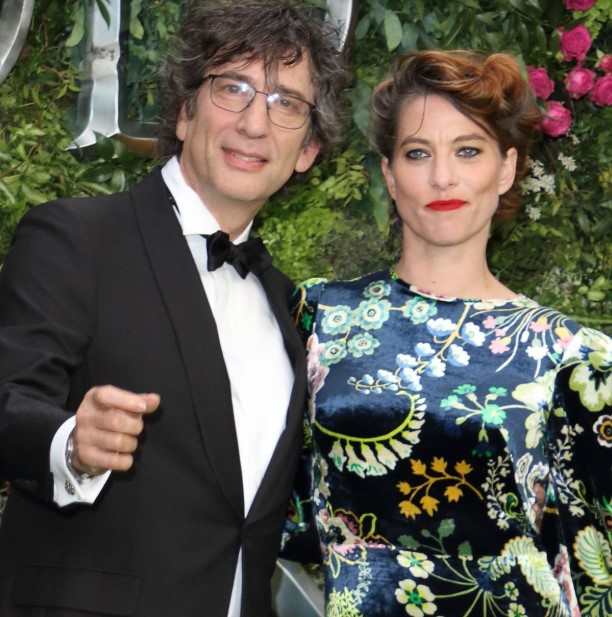 Neil Gaiman Wife