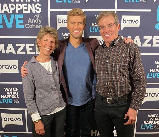 Kyle Cooke Parents