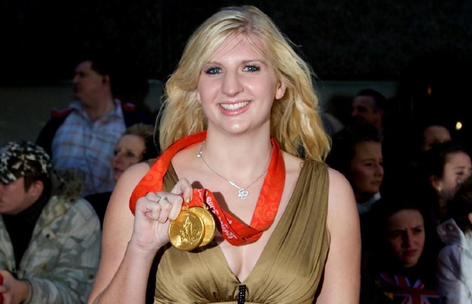 Rebecca Adlington Medals
