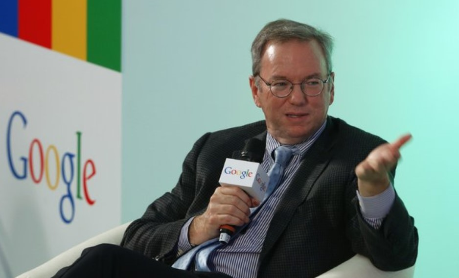 Eric Schmidt Career