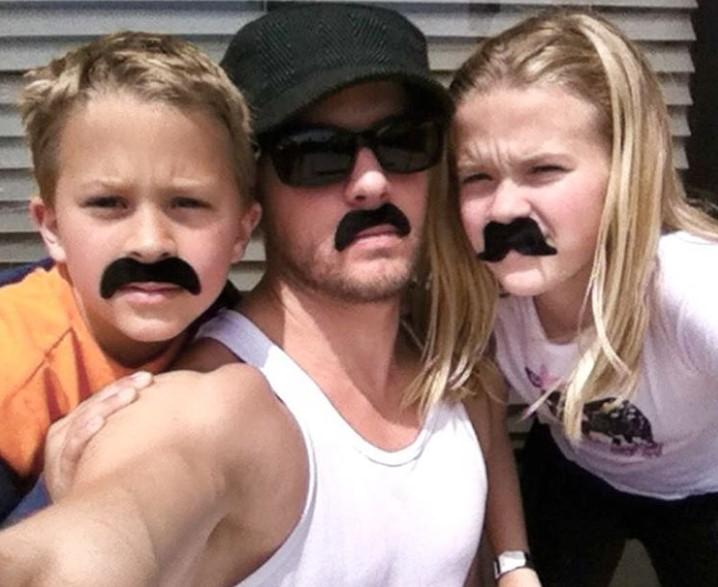 Ryan Phillippe kids