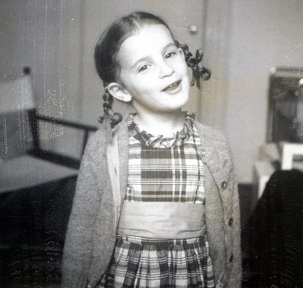 Jennifer Grey young